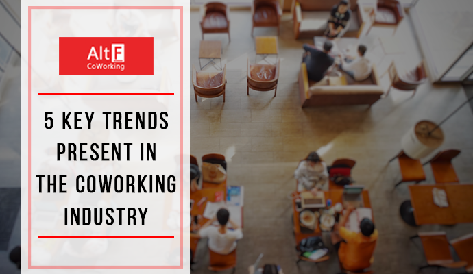 5 KEY TRENDS PRESENT IN THE COWORKING INDUSTRY