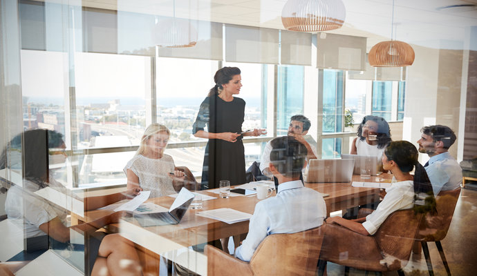 5 TRENDS THAT WILL DOMINATE CORPORATE WORK CULTURE