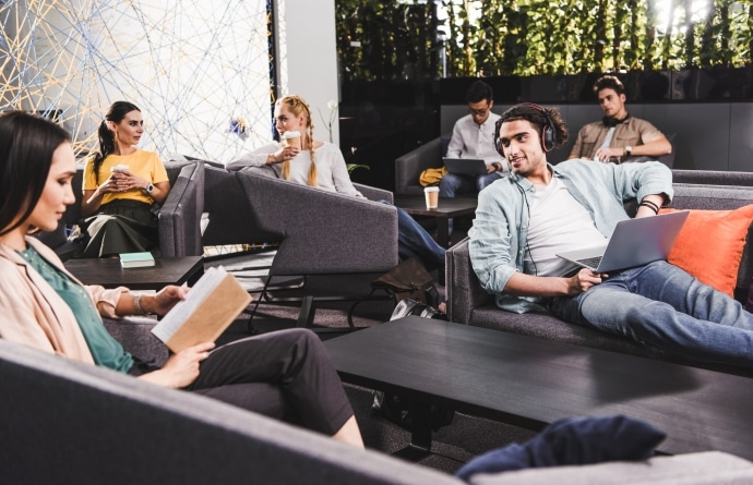 CAN COWORKING BE GOOD FOR YOUR HEALTH?