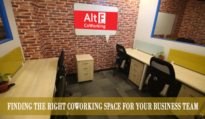 FINDING THE RIGHT COWORKING SPACE FOR YOUR BUSINESS TEAM