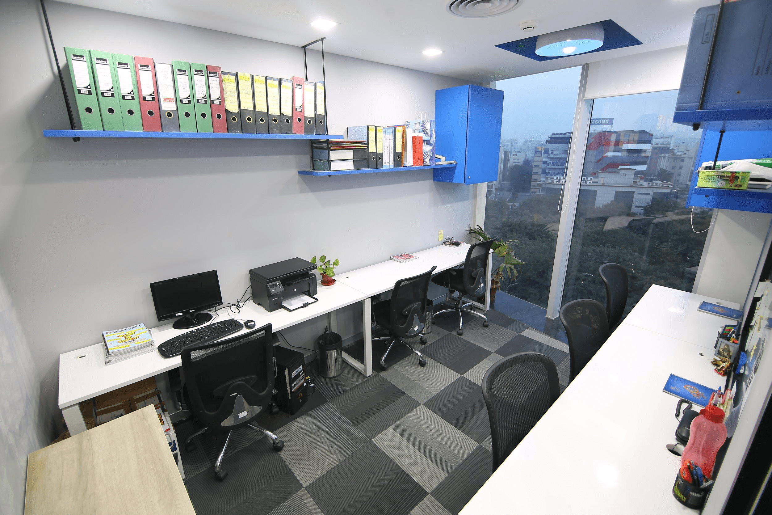 5 Best Places in Delhi NCR for Renting Co-working Space