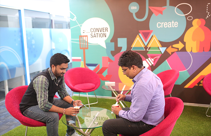 What Helps SMEs flourish in Coworking Spaces