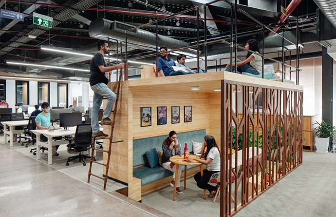 Why Should Startups Care About The Office Design/Layout?