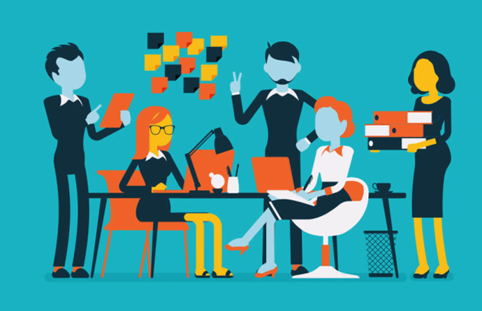 Making Work More Collaborative and Engaging