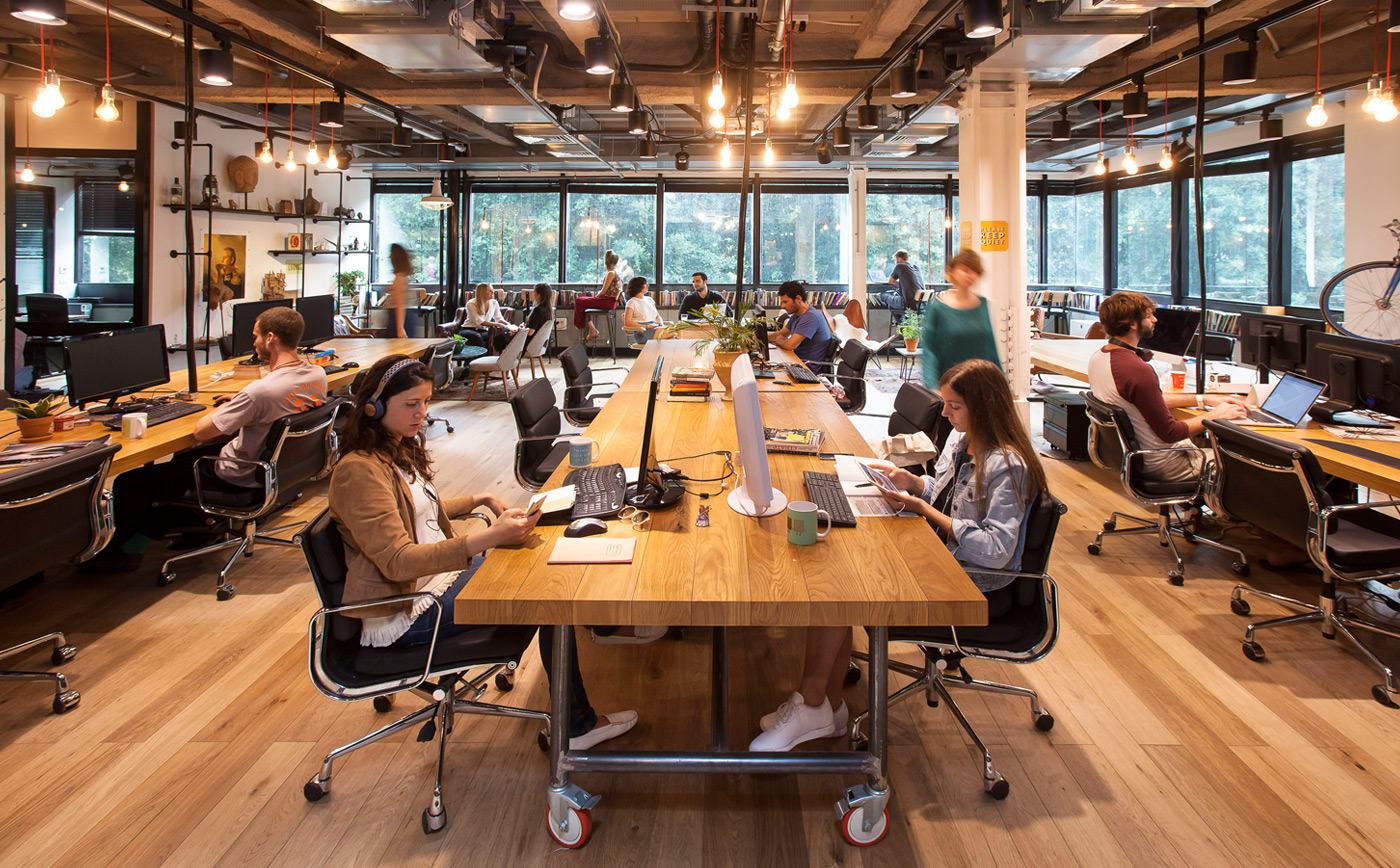 All About Shared Office Space